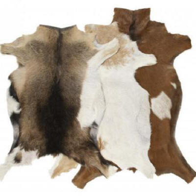 Leather shearling fur caps wholesale warehouse manufacturer in Poland